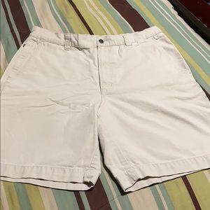 Men's Light Kaki Shorts. EUC